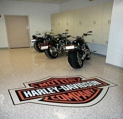 custom floor graphics miami