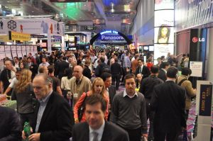 tradeshow traffic