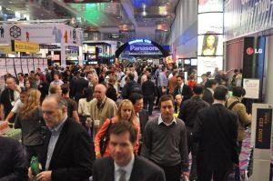 tradeshow traffic