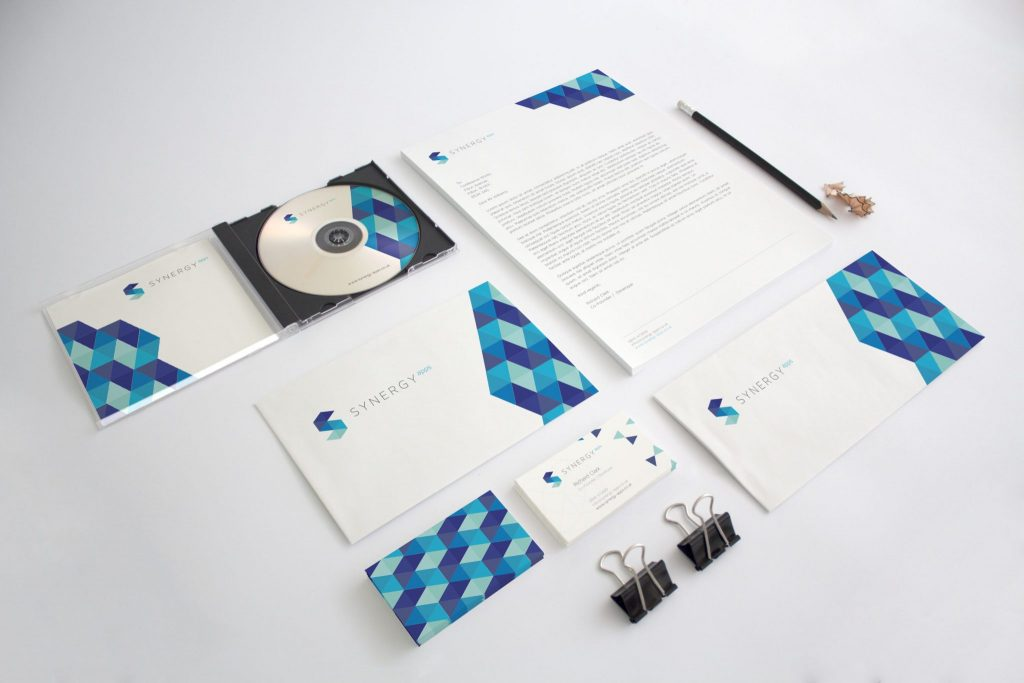 stationary corporate identity